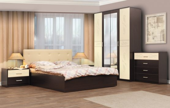 Набор мебели для спальни Родос