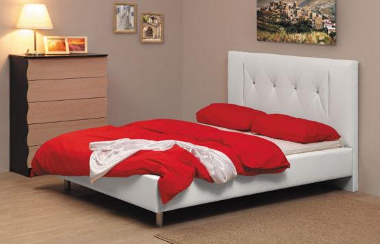 Кровать интерьерная «Треви-1»