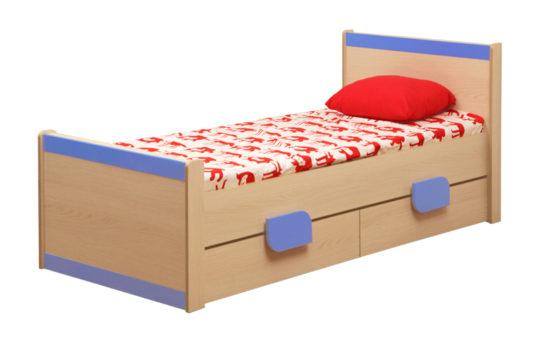 Кровать одинарная «Лайф-4»
