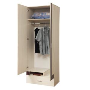 Шкаф для одежды 06.19-01 «Некст»