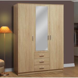 Шкаф комбинированный 06.291 с зеркалом