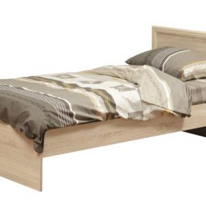 Кровать одинарная 21.55 с настилом 900