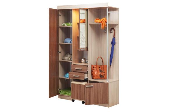 Шкаф комбинированный «Дебют-4»