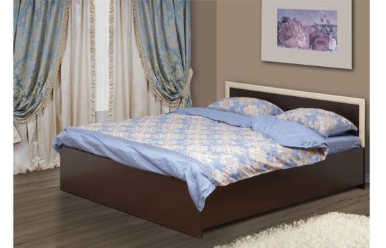 Кровать двойная 21.54 с откидным механизмом 1800