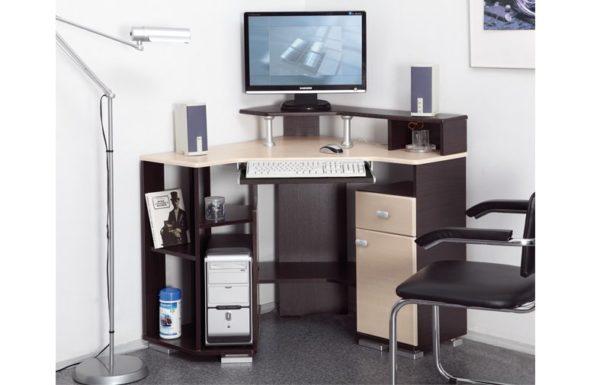 Компьютерный стол «Костёр-7»