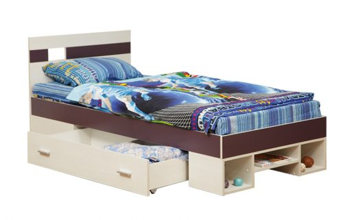 Кровать одинарная 06.296 «Некст»