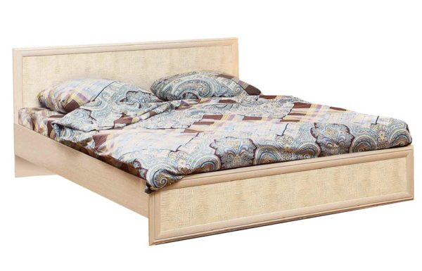 Кровать Волжанка 1600