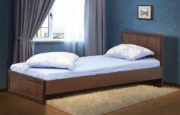 Кровать односпальная Волжанка 900