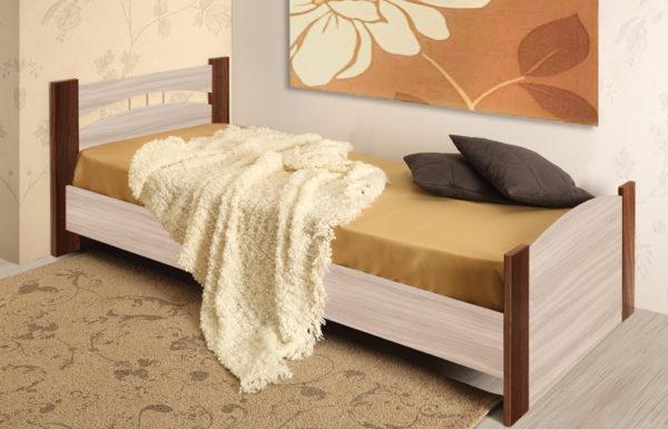 Кровать односпальная 900