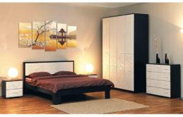 Набор мебели для спальни «Розалия»