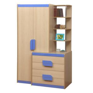 Шкаф комбинированный «Лайф-1»