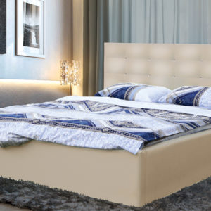 Кровать двойная «Виктория» с откидным механизмом