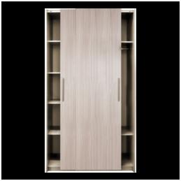 Шкаф-купе TOPLINE (2х дверный,без зеркала)