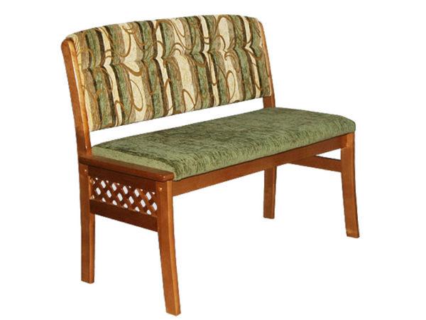 Кухонный диван Этюд с решеткой