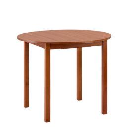 Стол раздвижной с круглой крышкой