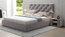 Мягкая кровать Бетти (подъемник)