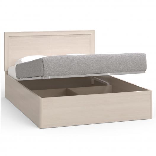 Кровать 1.5 сп. изг. прямоуг. с п/м (1400мм) Спальни Camilla