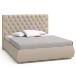 Кровать 2сп. (1600мм) Premier 09 Спальни Tiffany Ясень