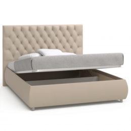 Кровать 2сп. с п/м (1600мм) Premier 09,д/матр.20-45кг
