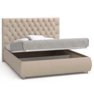 Кровать 2сп. с п/м (1600мм) Premier 09,д/матр.20-45кг Спальни Tiffany Ясень