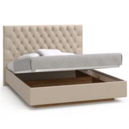 Кровать 2сп. с п/м (1600мм) Premier 09,д/матр.20-45кг Vela