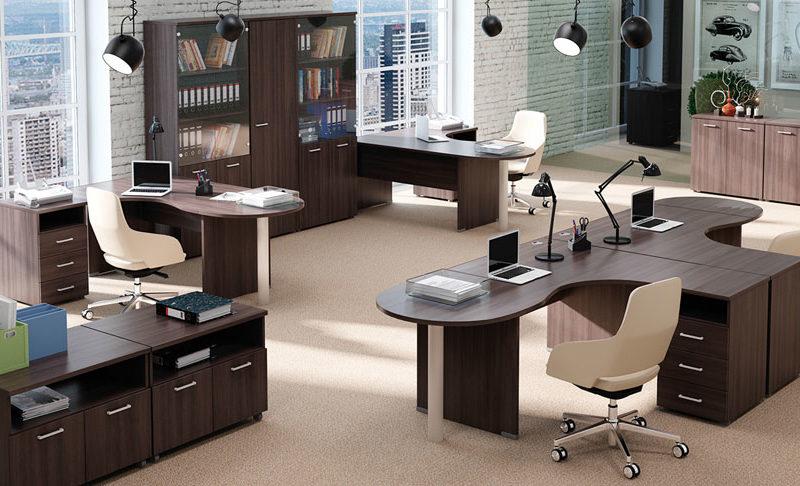 Офисная мебель Шатура