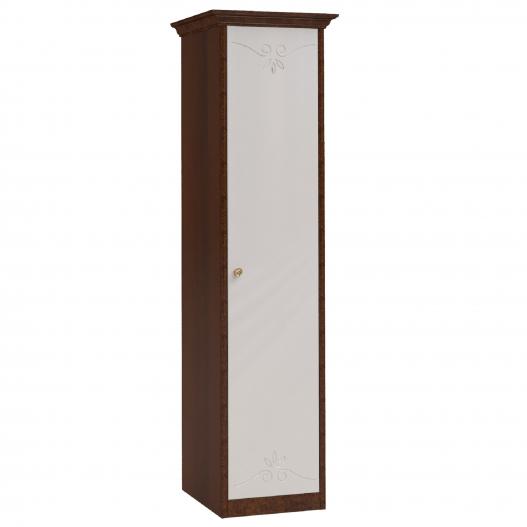 Шкаф 1 дв. с зерк. Спальни Флоренция