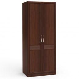 Шкаф 2 дв., 2 дв. щит. (2 полки, штанга) Гостиная Dante