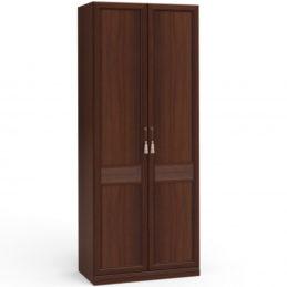 Шкаф 2 дв. (встр. стеллаж, штанга выдв.) Гостиная Dante