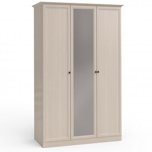 Шкаф 3дв. (2+1) с 1зерк. Спальни Camilla