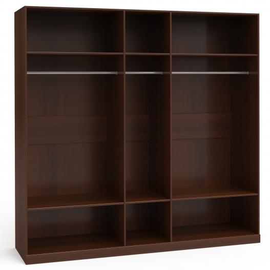 Шкаф 5 дв. (2+1+2) с зерк. Спальни Флоренция