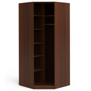 Шкаф угловой с зерк. Спальни Dante