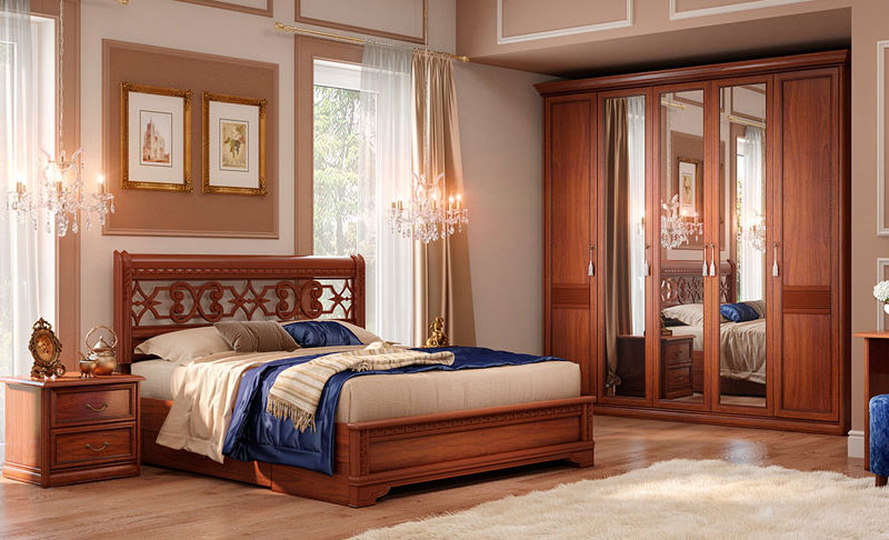 Спальня Dante Шатура
