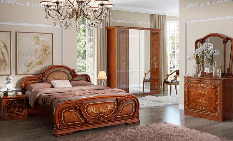 Спальня Флоренция Шатура