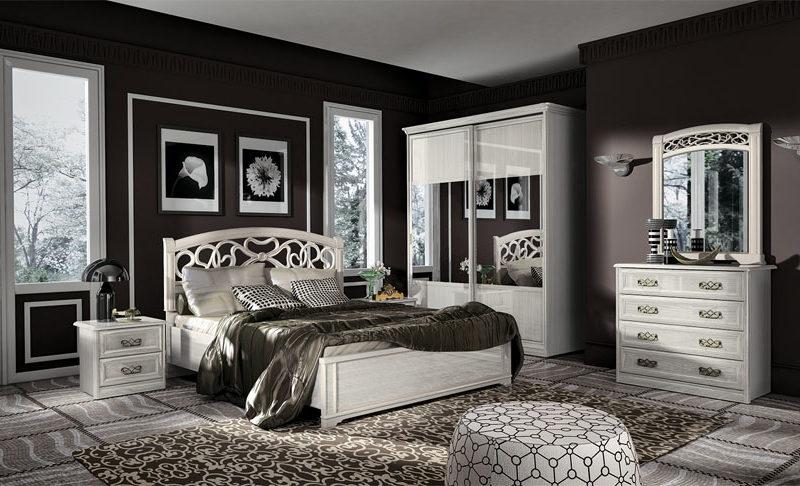 Спальня Tiffany Ясень Шатура