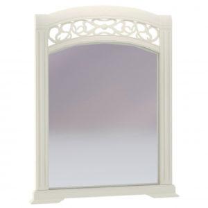 Зеркало навесное (вставка ясень) Спальни Tiffany Ясень