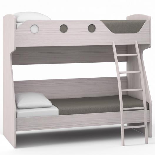Детская Rimini Mokko Кровать 2 ярусная (800мм)