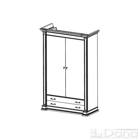 Шкаф Атланта №40-R