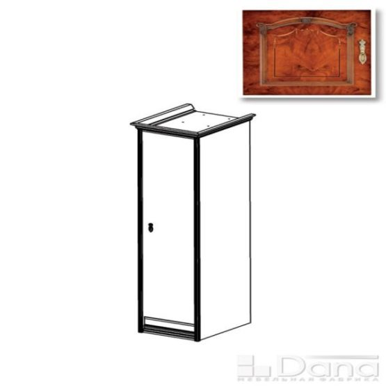 Шкаф Империя №46