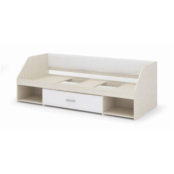 Кровать одноярусная детская спальня Симба