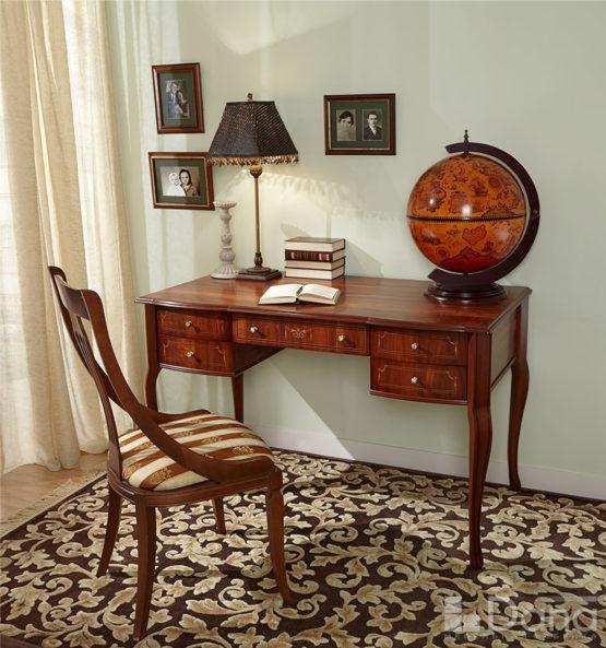 Стол письменный №755 Пекан