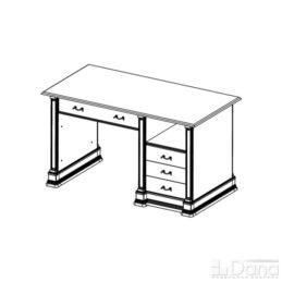Стол письменный Атланта №34-R