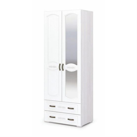 Шкаф 2-х створчатый ШК-042 спальня Медина
