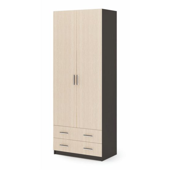 Шкаф 2-х створчатый ШК-603М спальня Гармония