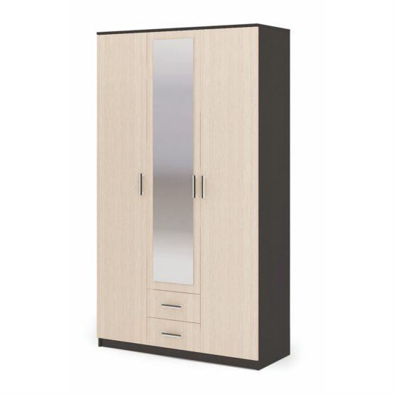 Шкаф 3-х створчатый ШК-601М спальня Гармония